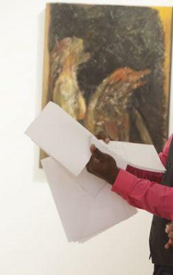 Acquiring artwork 1